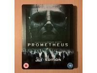 """Prometheus 3D (3-Disc, Blu Ray Steelbook) """"OOP"""""""