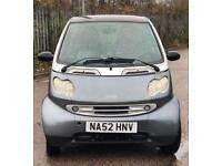 Smart Automatic 600cc £30 Tax for year For sale £ 890 Ono