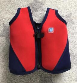 Splash about buoyancy jacket