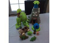 Elc early learning centre happyland dinosaur set
