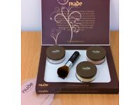 Nude By Nature - Large Limited Edition Gift Pack (Dark) RRP £130 (BRAND NEW)