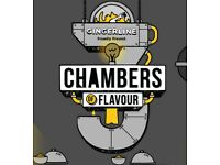 4 x Chamber of Flavour Tickets for Sale: 23rd Feb, Starts at 7:30pm in LONDON
