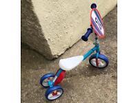Toddler balance bike/ scooter