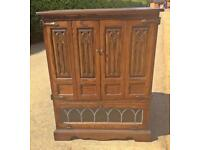 Old charm tv cabinet 📺