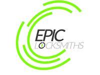 Epic Locksmiths Your Local Emergency Locksmith