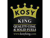 Buy Coal Delivered to your Home from £3.76 per bag