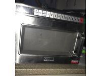 PANASONIC NE1856 commercial microwave