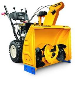 3X28HD Cub Cadet Snowblower  - Clearance - $1499.00 non-current SALE - 0% financing available