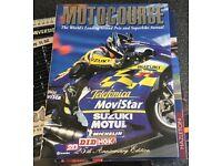 Motocourse Books x 4