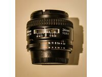 Nikon 24mm f2.8 for sale
