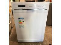 SHARP QW-G472W 60cm Wide Dishwasher (Fully Working & 4 Month Warranty)