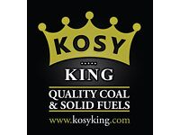 Massive Quality Coal Sale - Delivered anywhere in England from £5.38 per bag.
