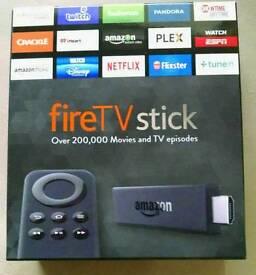 Amazon fire sticks