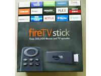Amazon fire sticks