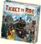Ticket to ride Europe NL