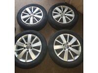 Vw golf 16 inch wheels 205/55/R16