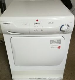 HOOOVER 8KG CONDENSER TUMBLE DRYER IN GOOD WORKING ORDER