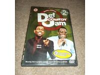 Def Comedy Jam - All Stars Vol. 2 (DVD, 2003)