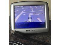 TomTom One UK and ROI GPS Sat-nav Navigator