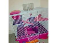 Large cage for hamsters!!!