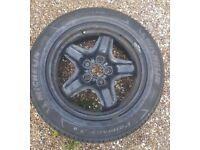 wheel vauxhall insignia 225/55 R17