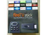 New Amazon Fire Stick Fully Loaded (Free Movies, TV Shows, Live TV, etc)