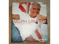 Superb Large, Heavy Hardback.Ralph Lauren