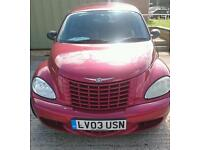 Chrysler PT Cruiser 2 ltr petrol manual