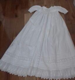 Stunning Victorian Baby Christening Gown