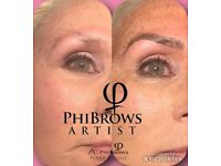 Microblading permanent make up offer