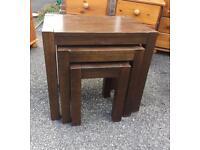 Coffee table nest