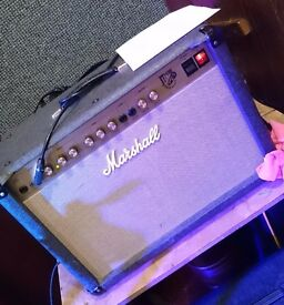 """Marshall JTM30 2x10"""" Guitar Amp - Fully serviced and revalved"""