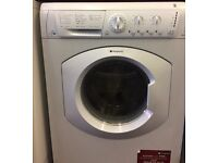 HOTPOINT 7Kg WASHER DRYER FREE DELIVERY AND WARRANTY