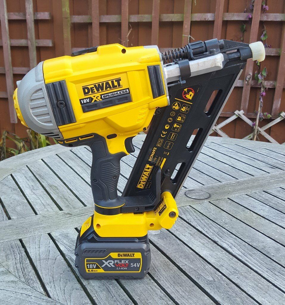 Dewalt Machine Nail Gun - Best Machine 2017