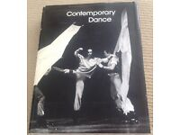 First edition. Contemporary Dance book 1978 Hardback Vintage.