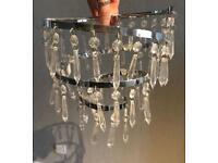 Spiral Light chandelier