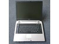 Toshiba laptop for spares *password locked*