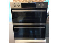 AEG competence Double electric Oven and Grill Model – NC4013021M
