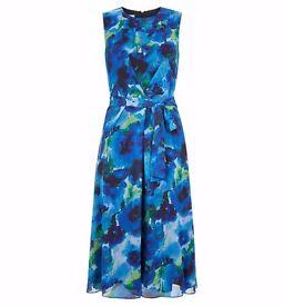 Hobbs Liberton Dress UK 8 Brand New RRP £149