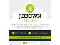Experienced Wall and Floor Tiler