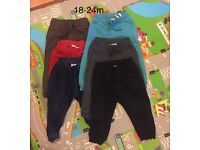 Boys trousers 18-24months