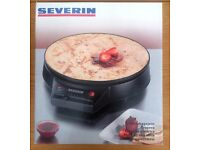 Severin Crepe, Pancake maker model CM 2198