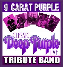 9 Carat Purple … FREELY available for Coventry Charity / Community Events