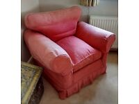 Armchair, free to a good home!