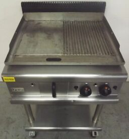 Used Lincat Gas Griddle on Stainless Steel Stand Hire it/Buy It Over 4 Months Using easy Payments