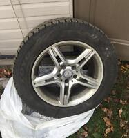 4 WINTER TIRES - Excellent Condition!!!