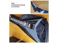 Jackson Rhoads JS32 Guitar