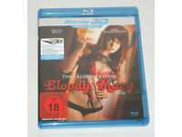 DVD FILM MOVIE THE LEGEND RETURNS BLOODY MARY 3D BLURAY UK HD 18 SPECIAL EDITION