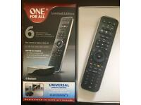 Universal Remote Control One For All URC7965 never used