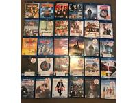 135 Blu-Ray DVDs inc box sets